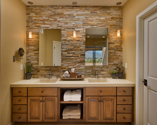 stone opulent bathrooms inspired gallery bathroom wall in walls lisa a jacuzzi view and sunken curved styles design with ideas exquisite stevens